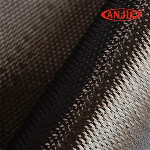 Satin weave carbon fiber fabric