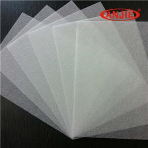Glass fiber mat